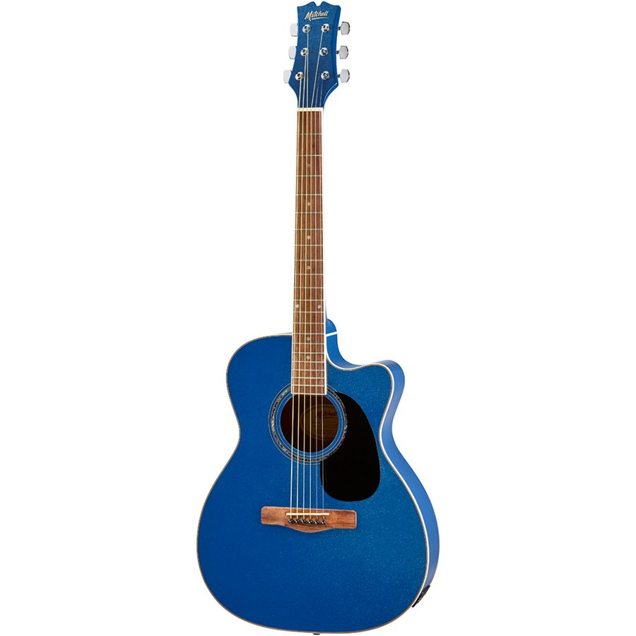 MITCHELL O120CETBM BLUE ELECTRIC/ACOUSTIC