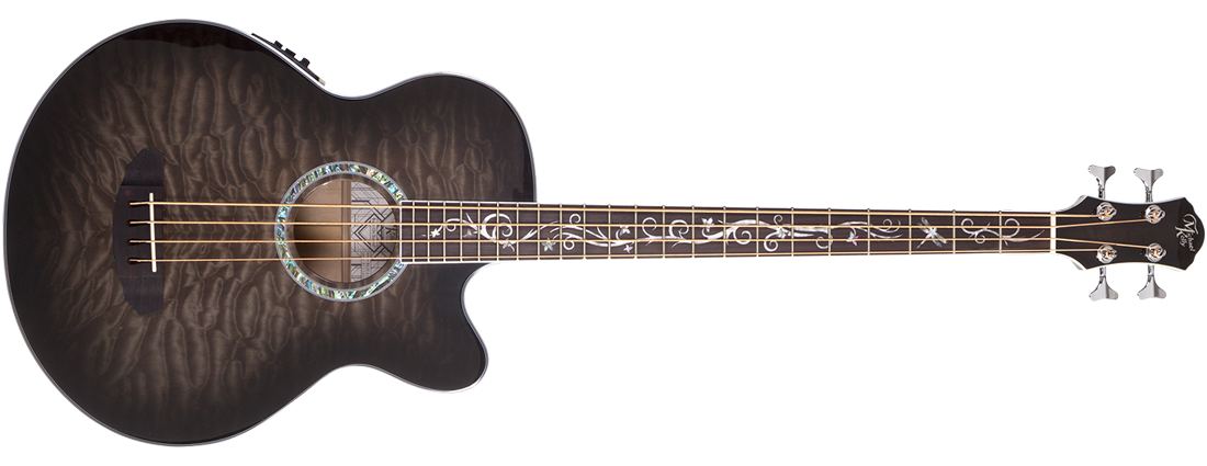 Micheal Kelly Dragonfly 4 Acoustic Bass