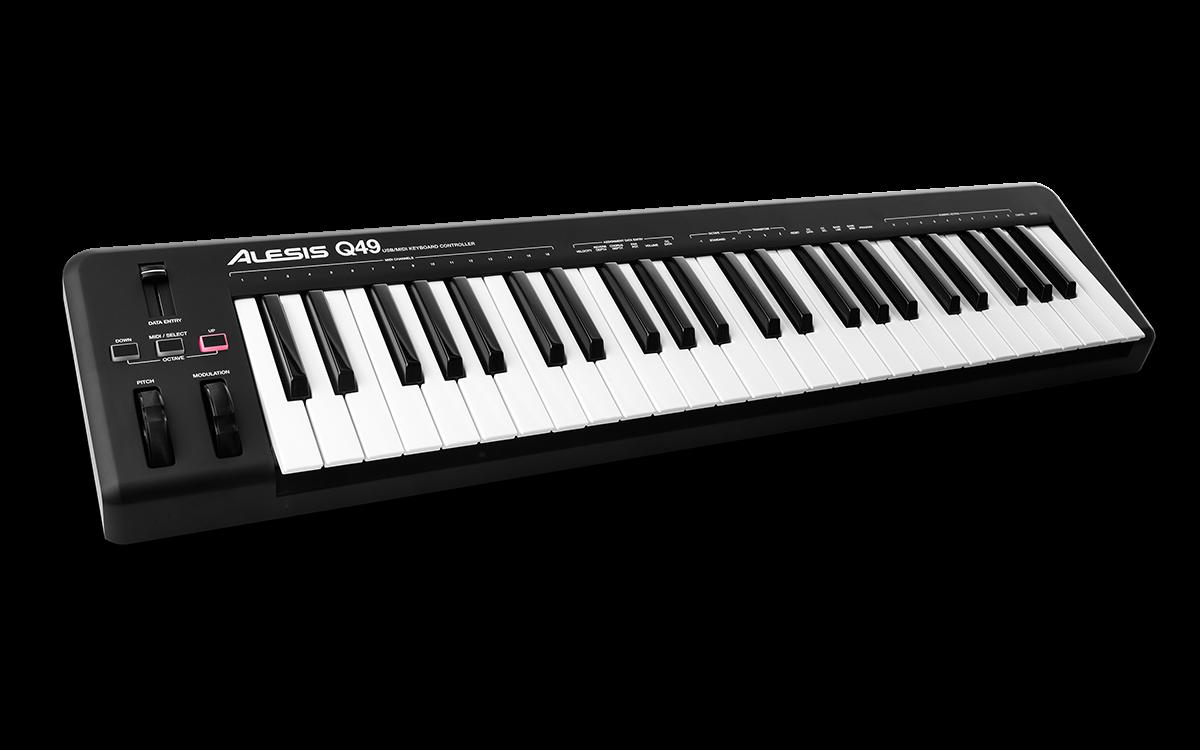 ALESIS Q49 MIDI CONTROLLER