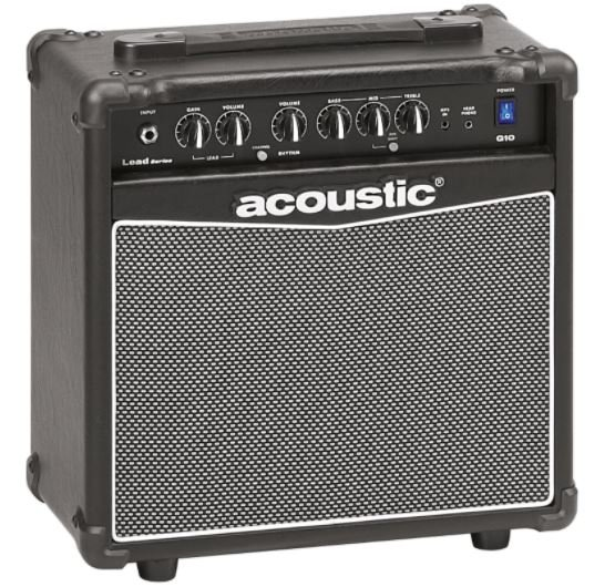 ACOUSTIC G10 ELECTRIC AMP