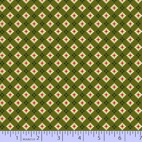 Marcus  Fabrics - Always in Season - Faye Burgos - R25  0111 0115