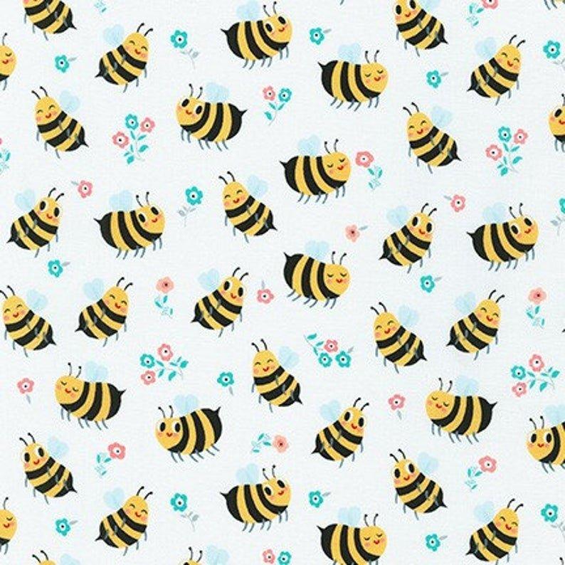 Robert Kaufman - Bees Knees - 19640 393 - Andie Hanna