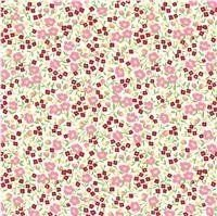 Blue Hill Fabrics - Toy Box IV Floral  - 8264-006 - Sara Morgan