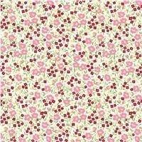 Blue Hill Fabrics - Toy Box IV Floral  - 8264-006 - Sara Morgan