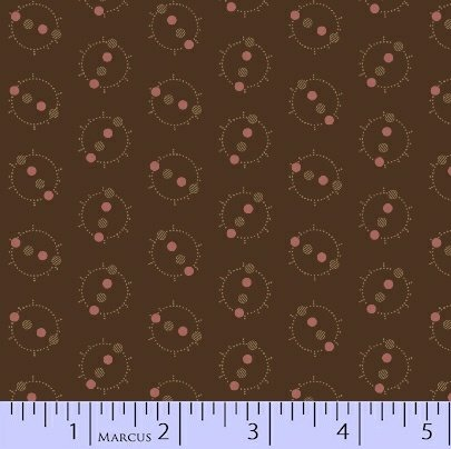Marcus  Fabrics - Chalk and Timber  - Dolores Smith - R54 8217 0113