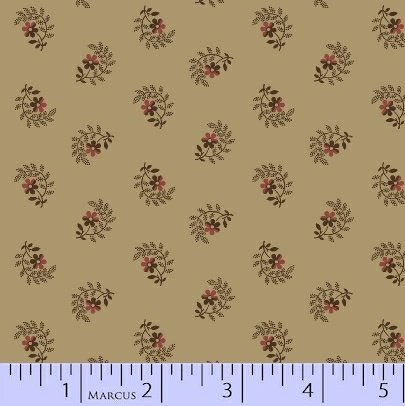 Marcus  Fabrics - Chalk and Timber  - Dolores Smith -  R54 8221 0190