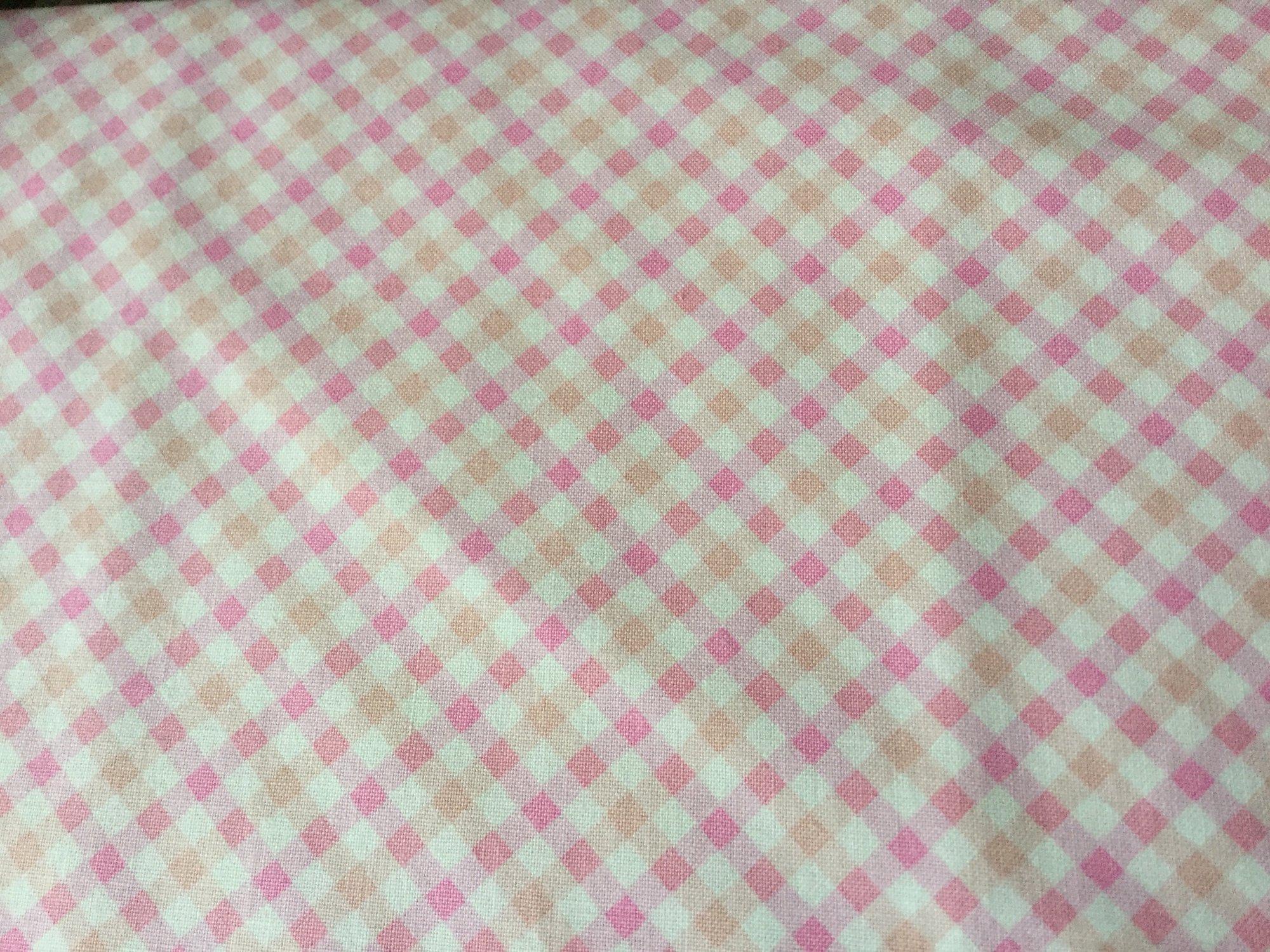 Windham Fabrics - Pink Checks