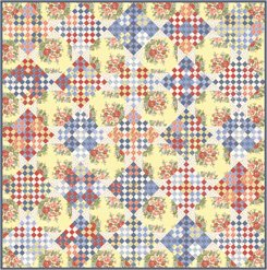 Chippewa Nine Patch - By Minick & Simpson - Quilt Pattern