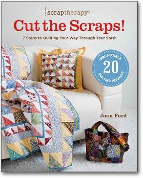 Cut The Scraps - By Taunton Press
