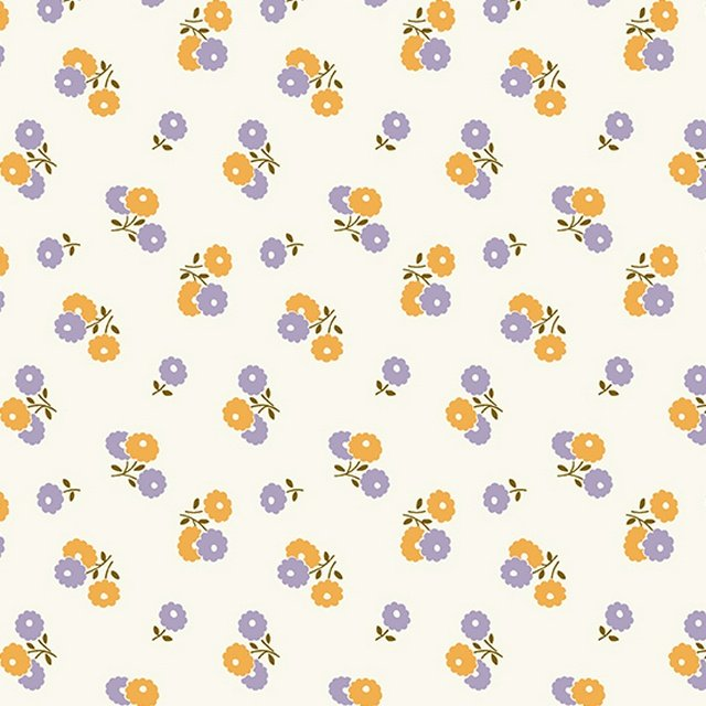 Andover Fabrics - Darling Clementine - A 9477 P