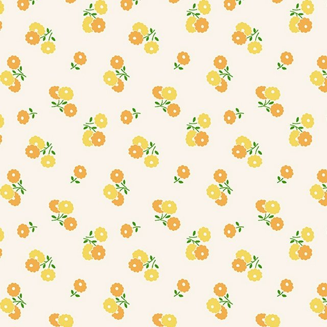 Andover Fabrics - Darling Clementine - A 9477 Y