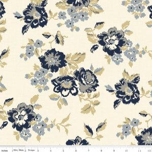 Penny Rose - Faded Memories - Gerri Robinson - C5880 - Cream