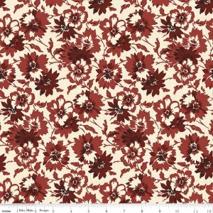 Penny Rose - Faded Memories - Gerri Robinson - C5881 - Red