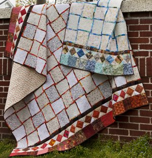 Scraptherapy - Magic Carpet designed by Joan Ford