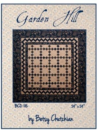 Garden Hill  - Betsy Chutchian Designs - BCD 102