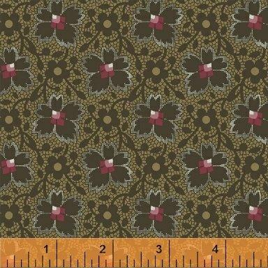 Windham Fabrics - The Gathering - 50229  11 - Jill Shaulis
