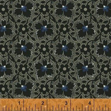 Windham Fabrics - The Gathering - 50229 8- Jill Shaulis