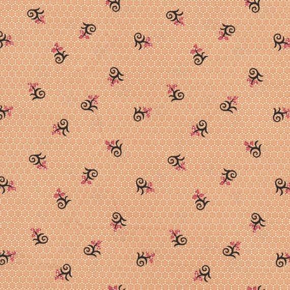 RJR Fabrics  - Chocolate and Bubblegum -  2719 002