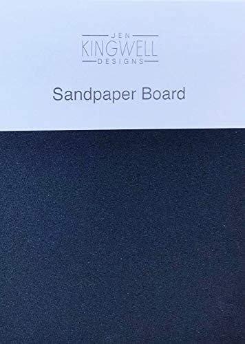 Jen Kingwell - Sandpaper Board - Jen Kingwell Designs
