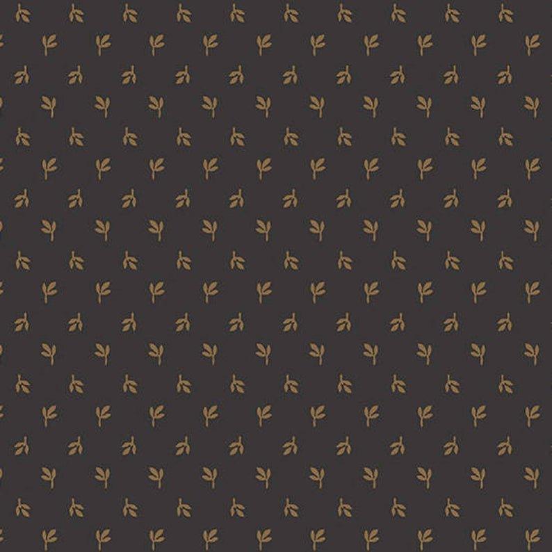 Andover - lampblack - Kathy Hall - A 8477 K