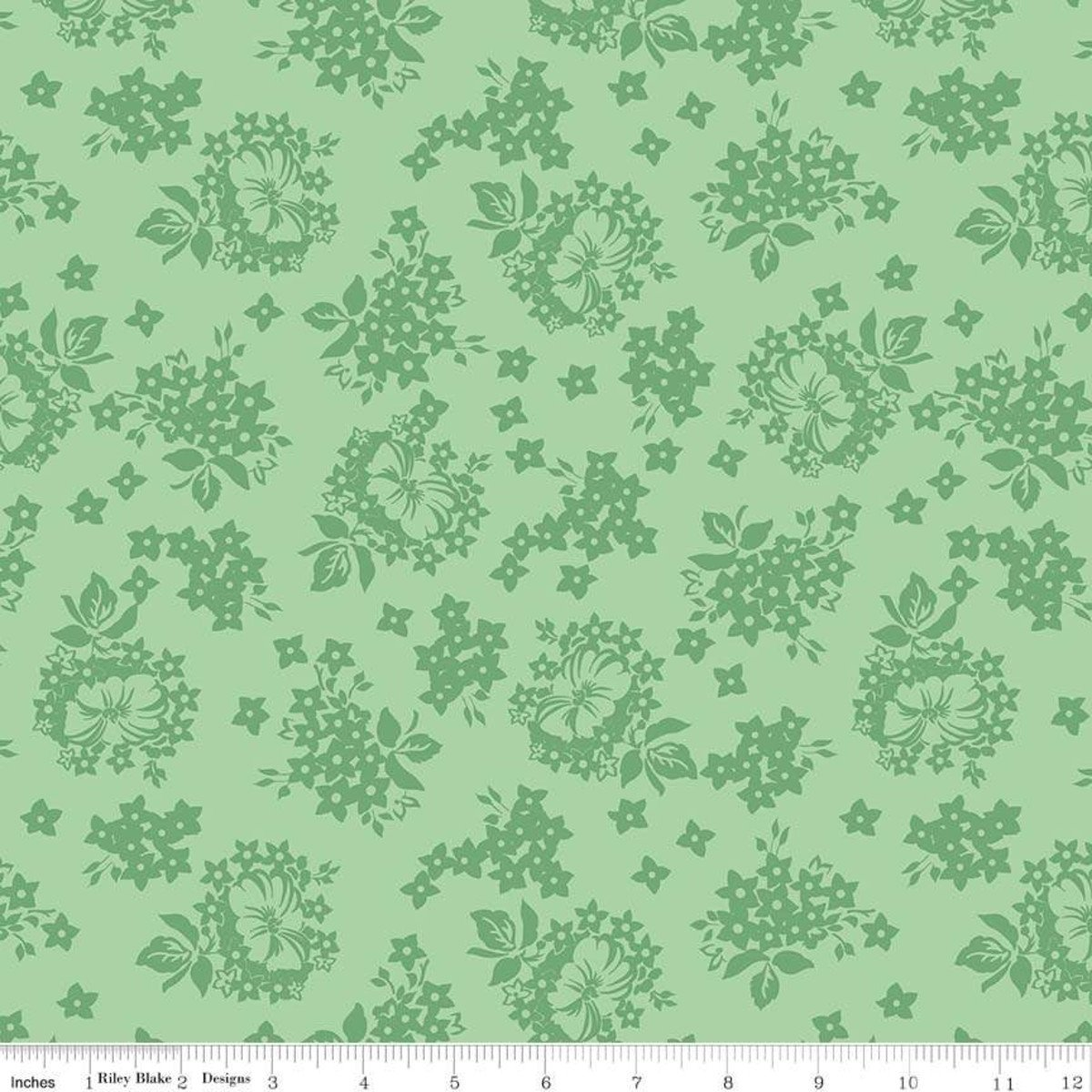 Penny Rose -May Belle - C7652 - Green