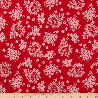 Penny Rose -May Belle - C7652 - Red