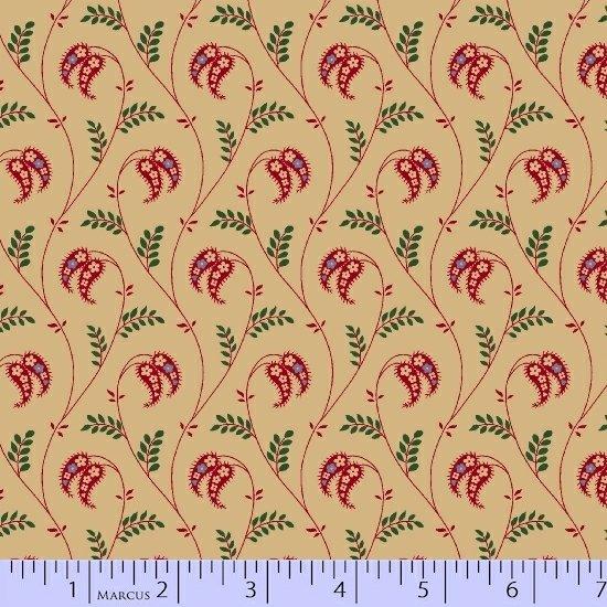Marcus Fabrics - Old Sturbridge Village  Christmas - Judie Rothermel - R33 3154 0188