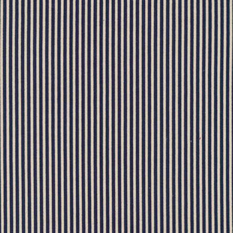 Paintbrush Studio - Classique Stripe - 120-3084 - Navy and Ecru