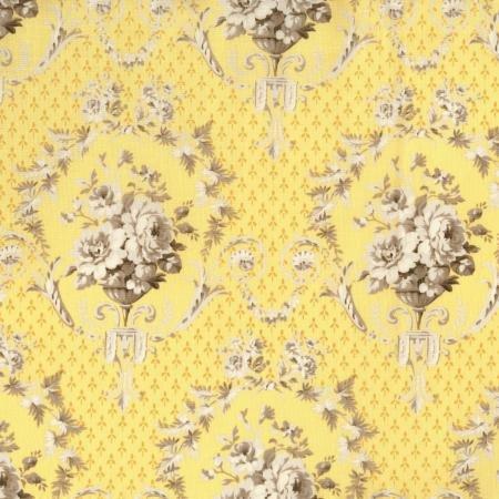 RJR Fabrics  - Jardin Gris - Charlotte - 2729 001