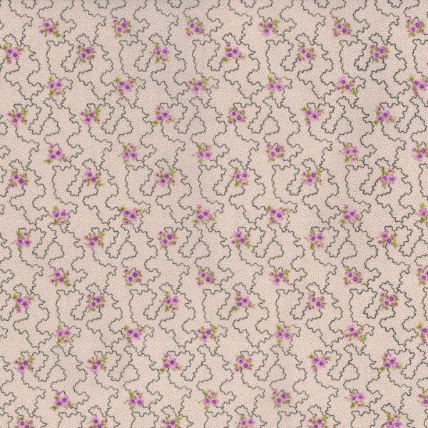 RJR Fabrics  - Katherine Ann -  2442 003