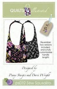 Sew Sausalito ps032  - pattern