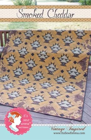 Smoked Cheddar by - It's Sew Emma Patterns