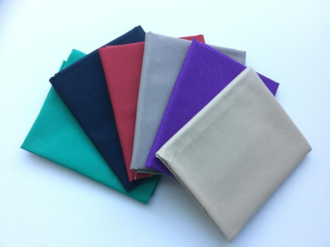 Fat Quarter Bundle - Bella Solids