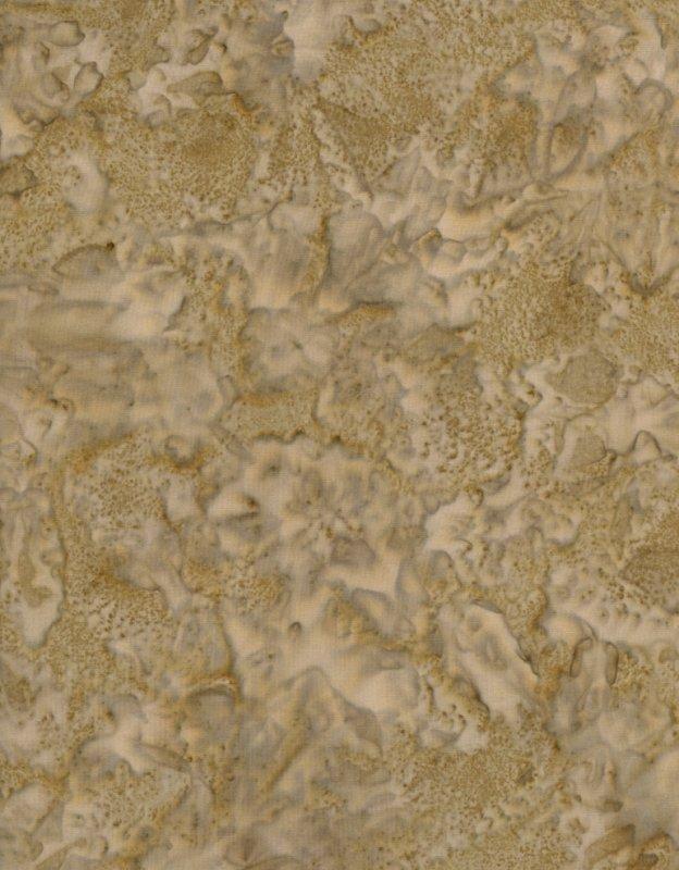 Timeless Treasures Tonga Java Blenders Batiks - Toffee- B7900 - 242620