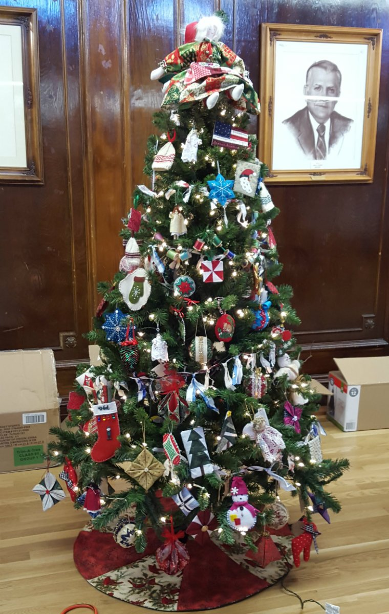 The Guild Committed To A New Project In 2015 (and It Continues) To Support  The Efforts Of Our City Of Leominster. The Festival Of Trees Event, ...