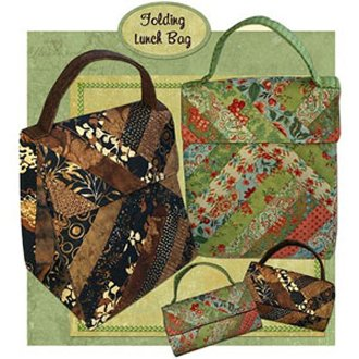 Ciara's Munch Lunch Bag Pattern by 2 Easy Designs