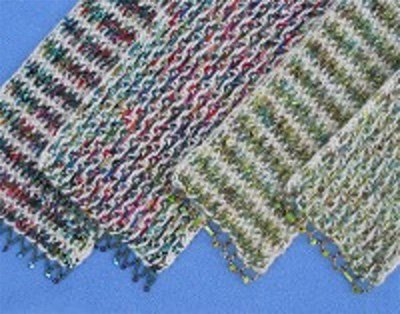A Little of What You Fancy Scarf Pattern by Lucy Neatby