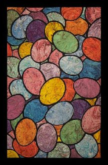 Rainbow Magic Wallhanging Pattern by Another by Anita