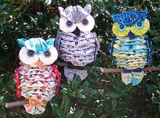 Yoyo Al Owl Pattern by Another by Anita