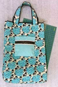 Schlepping Bag Pattern by Anything But Boring