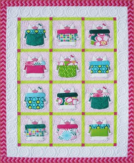 Dogs and Cats Quilt Pattern by Amy Bradley Designs