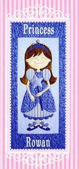 Princess Quilt Pattern by Amy Bradley Designs