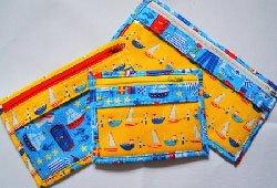 Bridget's Bagettes Bag Pattern by Atkinson Designs