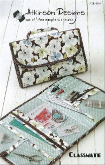 Classmate Organizer Pattern by Atkinson Designs