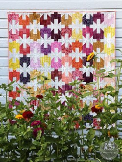 Cinched Quilt Pattern by Amy Friend