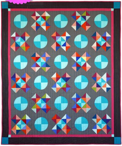 Affection Quilt Epattern by Charisma Horton