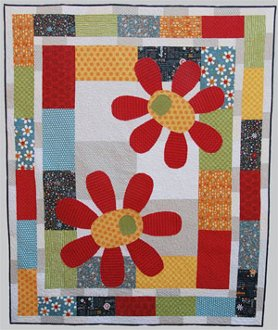 Ain't She Sweet Quilt Pattern by Abbey Lane Quilts