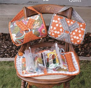 Beatle Bag Organizer Case Pattern by Abbey Lane Quilts