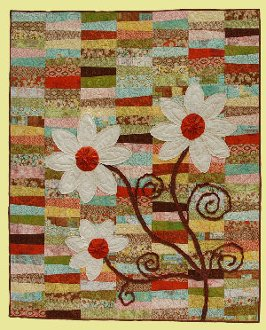 Hippy Hippy Shake Shake Quilt Pattern by Abbey Lane Quilts