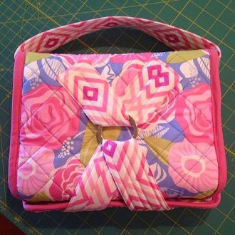 Itty Bitty Beatle Bag Organizer Pattern by Abbey Lane Quilts